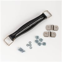 Black Leather Handle Pack H1000-PE1 by Penn Elcom
