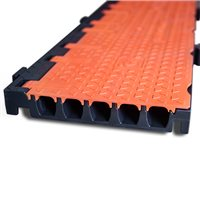 Penn Elcom Cross 5 Half Base Section Orange CROSS5O-500