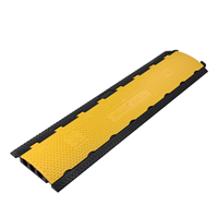 Penn Elcom Cross 3 Cable Protector Yellow CROSS3Y