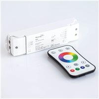 Teucer Led Lr-rgbw Single Zone RGBW Remote&Receiver Blister Pack LR-RGB/RGBW + R4C