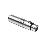 Amphenol XLR Adapter-Stecker 3-Pin Female zu 5-Pin Male  - AC3F5MW ""