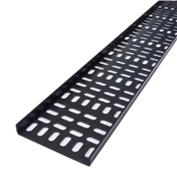 Penn Elcom Narrow Plastic Cable Tray PCT110