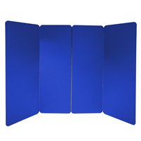 Penn Elcom Portable Chroma Key Blue Backdrop PB-3W-BLUE