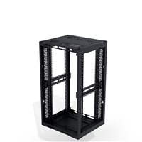 Penn Elcom 22U Open Tower Rack System M6 Rail (Depth: 940mm / 37in) R4106-OT-22UK