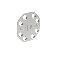 AirHush 4 Way Bracket With 8 Holes (Package) AIR-BRK8-PKG