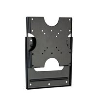 "Highlite LCD-202 Bracket Flatmount for 13""-27"" - Up to VESA 100 Black 100253B 100253B"
