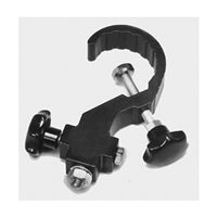 Metalworx Aluminium Lantern Clamp Black 2in Metalworx