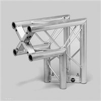 Metalworx Square Truss 2 Way Junction ST-System ST252