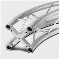 Metalworx Square Truss Radius (Price per Mtr of outer arc)