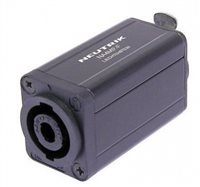 Neutrik Adaptor NL4MP to Female XLR Plug NA4MP-F NA4MP-F