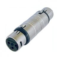 Neutrik Adaptor XLR Female to XLR Female NA3FF