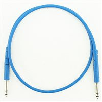 Neutrik Bantam Lead 4.4mm Bantam Plug - 6ft Blue Neutrik REAN Assembly NRA-TT-6FT-BLUE