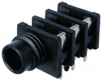 Neutrik Jack Socket Stereo Switched Half Nose NRJ6HH NRJ6HH