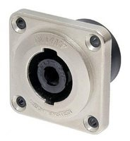 Neutrik SpeakON STX Male 4 Pole Chassis IP54 NLT4MP