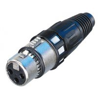 Neutrik XLR 3 Pin Female Digital Cable NC3FXCC