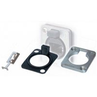 Neutrik Assembly kit for D-series etherCON to achieve IP54 SE8FD SE8FD