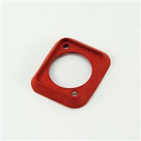 Neutrik D Size Sealing Gasket Red Dust and Water Resistant SCDP-2