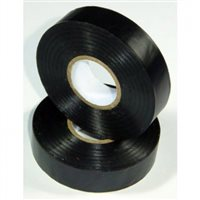 Nu-Pax Electrical Insulation Tape PVC Black 19mm x 33M BS3924 PVC-33M-E/tape-Bk