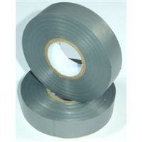Nu-Pax Electrical Insulation Tape PVC Grey 19mm x 33M BS3924 PVC-33M-E/tape-Gy