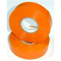 Nu-Pax Electrical Insulation Tape PVC Orange 19mm x 33M BS3924 PVC-33M-E/tape-Or