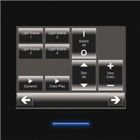 Osram EASY Touch Panel User interface for light management systems 4008321956989