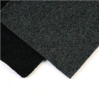 Penn Elcom Carpet Black 1.22M (4ft) Wide price per Linear Metre M4005BK