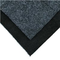Penn Elcom Carpet Black Self Adhesive