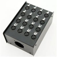 Penn Elcom Neutrik Loaded 16 Way Stage Box