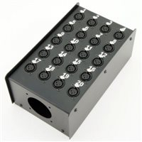 Penn Elcom Neutrik Loaded 20 Way Stage Box