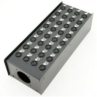 Penn Elcom Neutrik Loaded 32 Way Stage Box