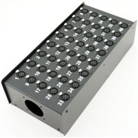 Penn Elcom Neutrik Loaded 40 Way Stage Box