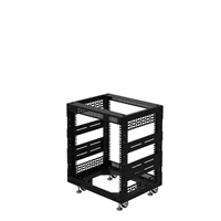 "Penn Elcom 10U Open Tower Rack System 400mm / 16"" Deep R8200-16/10UK"