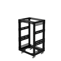 "Penn Elcom 15U Open Tower Rack System 400mm / 16"" Deep R8200-16/15UK"