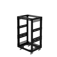 "Penn Elcom 16U Open Tower Rack System 400mm / 16"" Deep R8200-16/16UK"