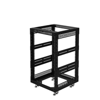 "Penn Elcom 16U Open Tower Rack System 510mm /  20"" Deep R8200-20/16UK"