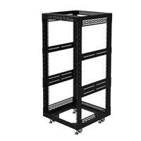"Penn Elcom 22U Open Tower Rack System 510mm / 20"" Deep R8200-20/22UK"