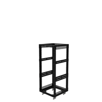 "Penn Elcom 24U Open Tower Rack System 510mm /  20"" Deep R8200-20/24UK"