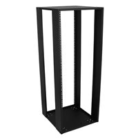 "Penn Elcom 28U Skeleton Slim Rack 500mm / 20"" x  500mm / 20"" R2020-28U"