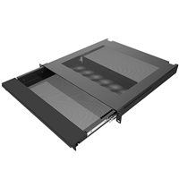 Penn Elcom Rackmount Laptop Security Drawer Black EX-6301B