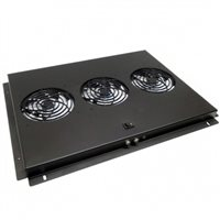 Penn Elcom FT03 Quiet Fan Tray for 600mm EMS/EMP