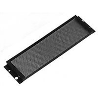 Penn Elcom 3U Security Rack Panel Perforated R1287/3UK