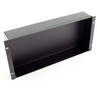 Penn Elcom 5U Plain Rack Panel Back Box R2680-5UR R2680-5U