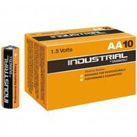 Procell Duracell Procell Size AA  MN1500 Pack of 10 batteries Procell-AA(MOQ-400-B