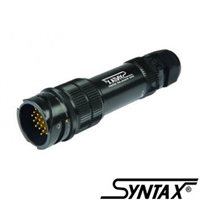Syntax Male Inline 25 Pin SHD025MV-GCMJNC
