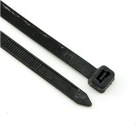 Comus Cable Ties 430mm x 4.8mm Black 100 Pack CBT009