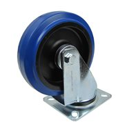 "5"" SWIVEL CASTOR W8992 by Penn Elcom"