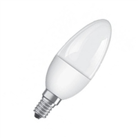 Osram Parathom Classic B 25 3.2W/27K SES Frosted Filament Non Dim 4052899941762