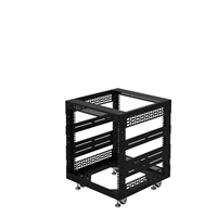 "Penn Elcom 10U Open Tower Rack System 20"" Deep R8200-20/10UK"
