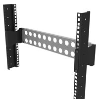 Rack Mount Offset Bracket 2U Pair R1207-2U by Penn Elcom