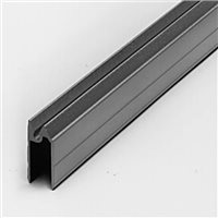 Penn Elcom Hybrid Extrusion With Gasket Groove Priced As A 2M Length